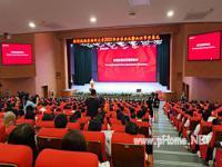 <strong>前大使姚培生在深北莫举行2021开学典礼大谈学好俄语大有可为(图文)</strong>