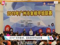 2019广州市象棋、国际象棋甲组联赛