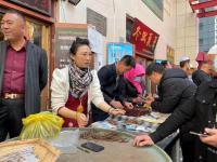 关于举办青海玖鹰第十一届冬虫夏草 鲜草节活动的报告